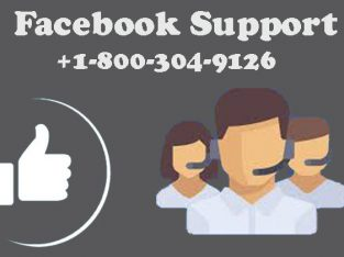 Facebook Customer Support Number +1-800-304-9126