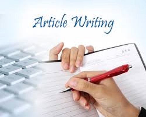 Article Writing Online Jobs