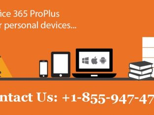 Resolve M.s office 365 subscription issues, through customer support calling +1-855-947-4746