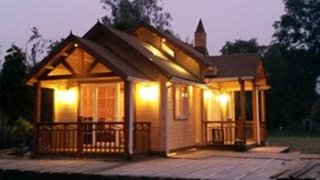 woodbarn india log homes manufacturers
