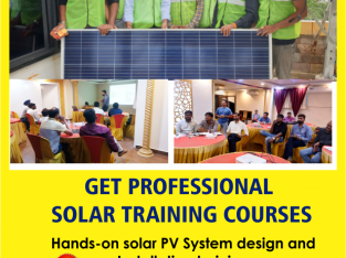 Solar Installation course in Nagpur