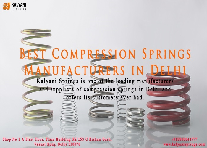 Compression Springs | Torsion Springs | wire forms springs
