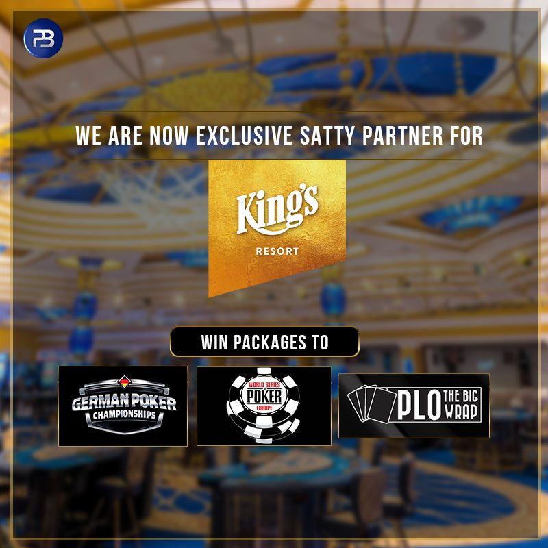 Ready To Play In Europe's Largest Poker Room – Kings Casino