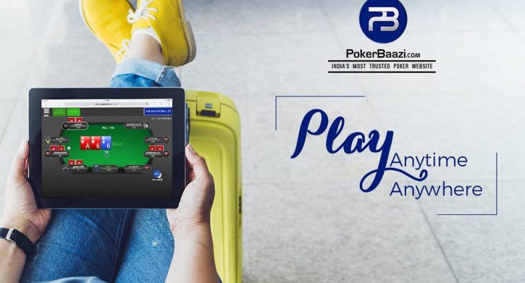 Play Poker in India With Safe & Secure environment at PoKerBaazi