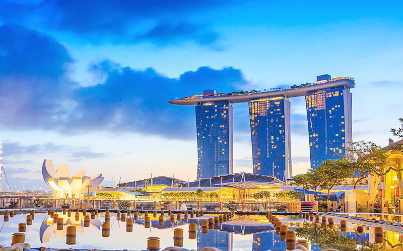 Singapore Tour Travel Packages from India