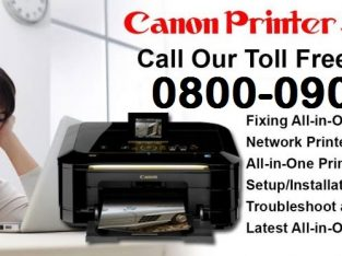 Canon printer is not working |0800-090-3826