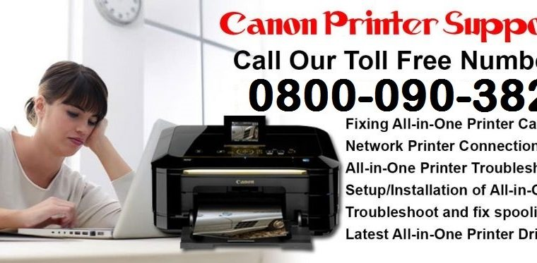 Canon printer is not working  0800-090-3826