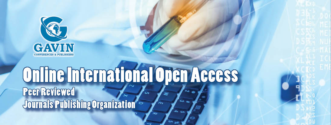 Open Access Journals – Gavin Publishers