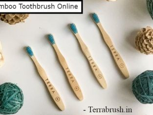 Buy Bamboo Toothbrush at best price