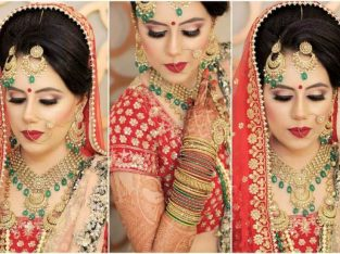 Choose Perfect Bridal Makeup Artist in Lucknow