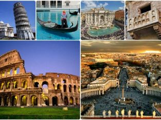 Book Europe Group Tours Travel Packages from Delhi India