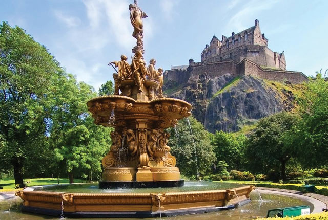 UK Scotland Group Tours Travel Packages from Delhi India