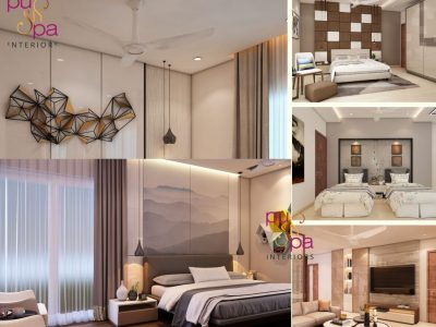 DSR Fortune Prime (Madhapur) Luxury Apartment Interior Design