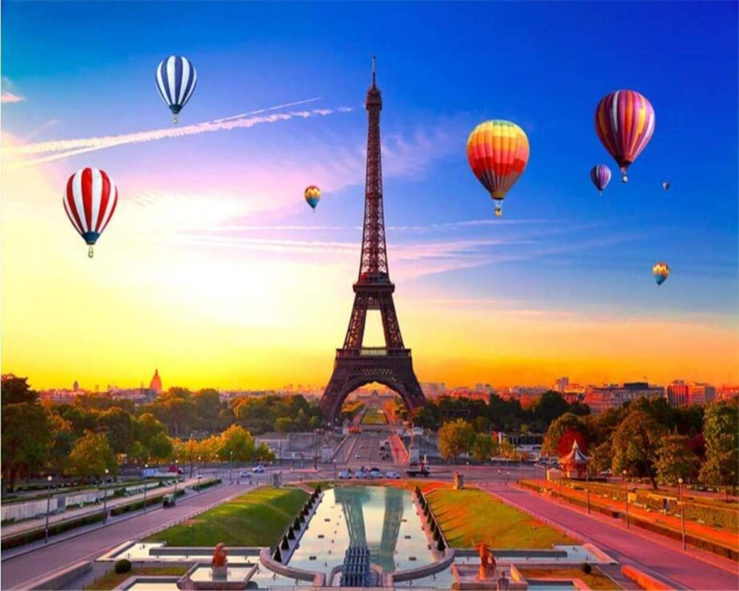 Paris Switzerland Group Tour Packages from Mumbai, India
