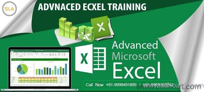 Best Advanced Excel Course in gurgaon at SLA Consultants Gurugram
