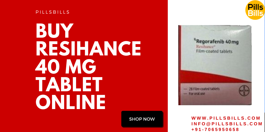 Buy Resihance 40 mg Tablet Online